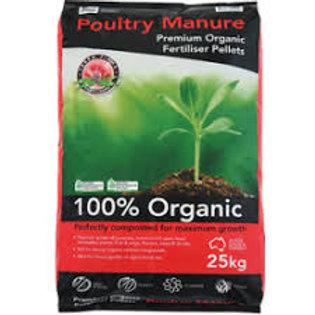 Poultry Manure 25kg