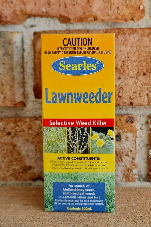 Searles Garden Lawnweeder  200ml