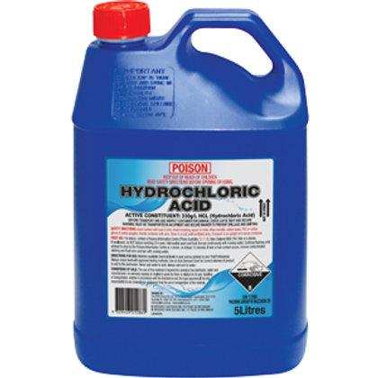 Hydrochloric Acid 5 LT