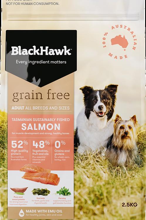 Blackhawk Salmon Grainfree 2.5kg