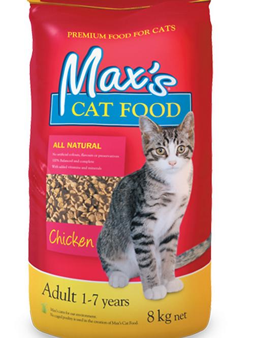 CopRice Max Pet Cat Food Chicken Adult 8kg