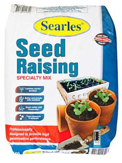 Searles Seed Raising Mix 10Lt