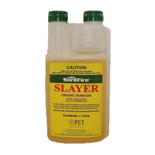 Surefire Slayer Organic Herbicide 1l