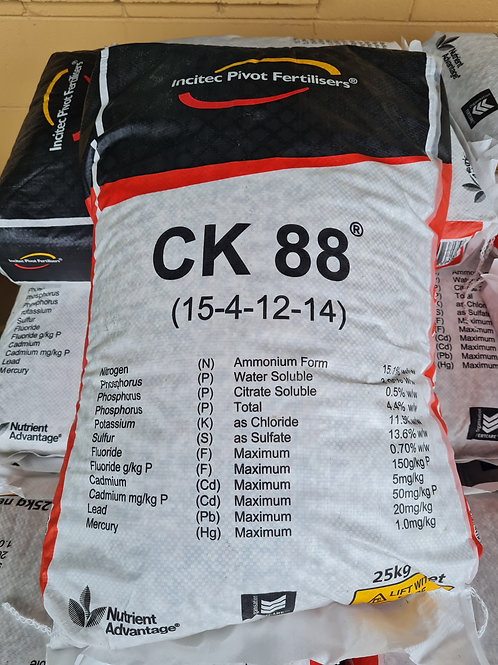 CK88 - (Crop King 88) 25kg