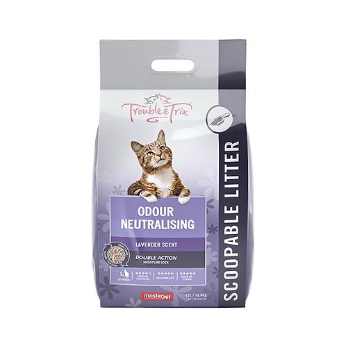 Trouble and Trix Natural Litter Lavender 15L
