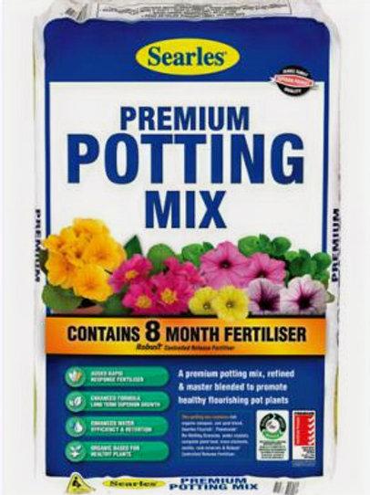 Searles Premium Potting Mix 65L
