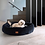 Thumbnail: Harley Dog Bed Check Grey & Navy Corduroy Jumbo