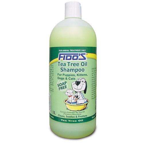 Fido's Tea Tree Oil Shampoo 1L