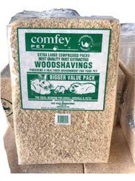 Wood Shavings 30 Litres