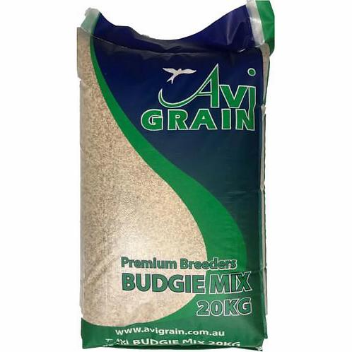 Avigrain Budgie Green Mix 20kg