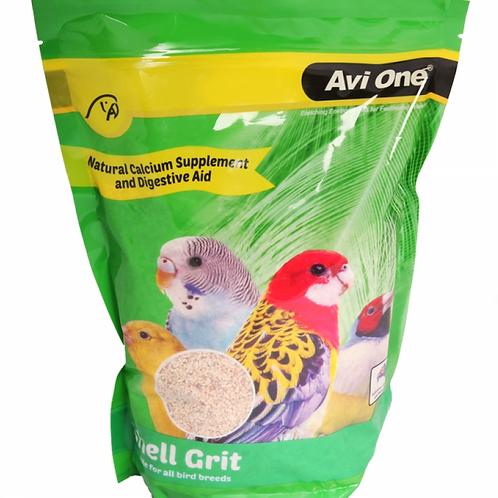 Avione Shell Grit Bird Feeding Supplement 1kg