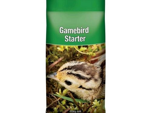 Laucke Gamebird Starter Feeds 20kg