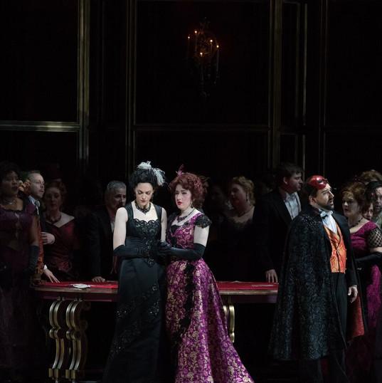 Flora, La Traviata, Atlanta Opera