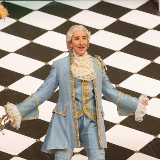 Cherubin, Peabody Opera
