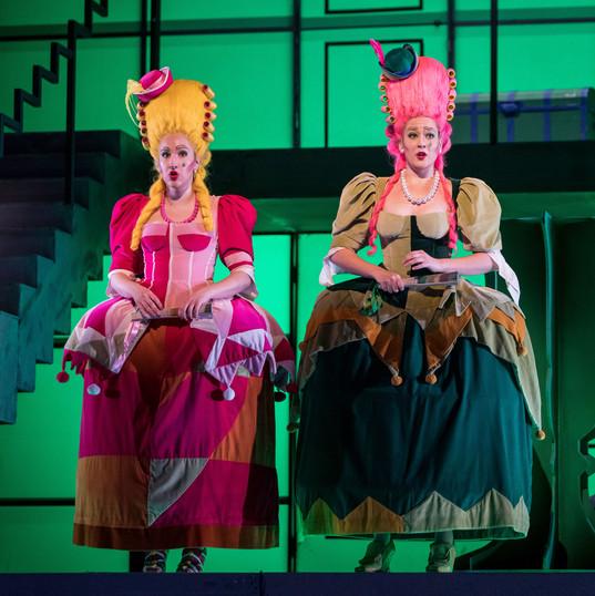 Tisbe, La Cenerentola, Atlanta Opera