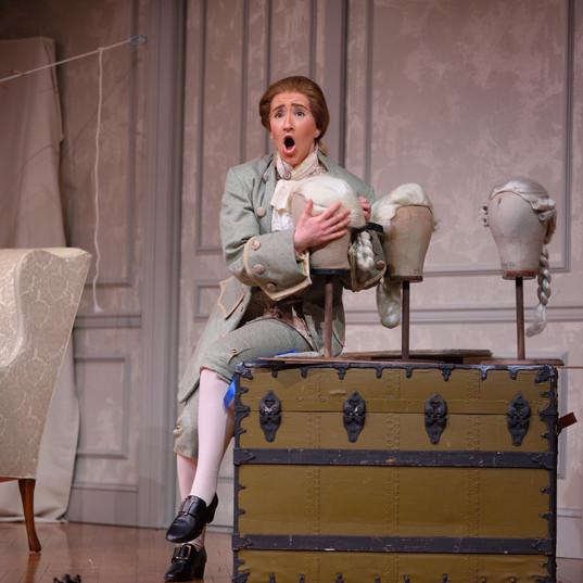 Cherubino, Le nozze di Figaro, Peabody Opera