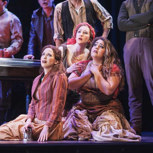 Chorus, Carmen, Central City Opera