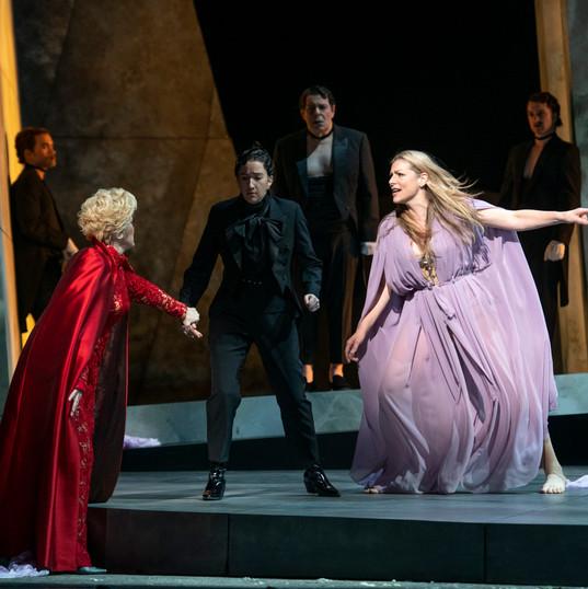 The Page, Salome, Atlanta Opera