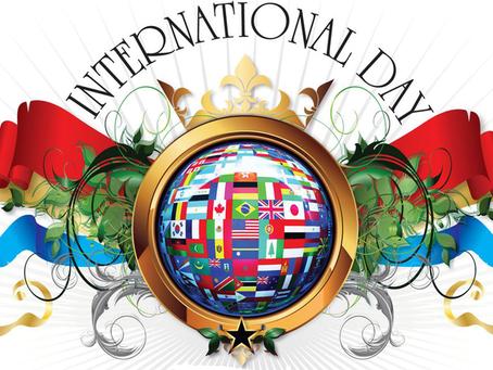 INTERNATIONAL DAY 2018