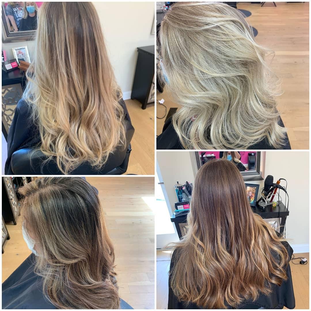 Glam Hair