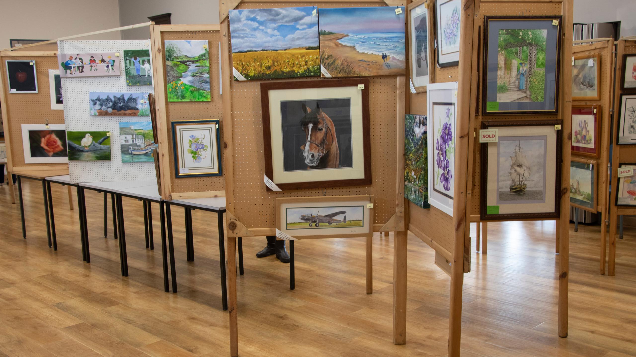 Mareham-le-Fen Art Exhibition_ 04