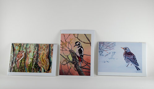 Art Cards (Buy 3 for £5.00)