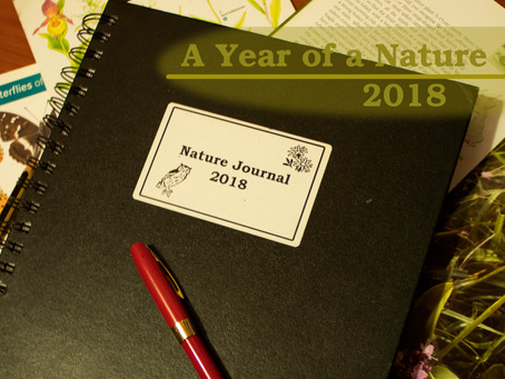 A Year through a Nature Journal 2018