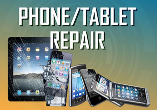 Phone/Tablet Repair Services