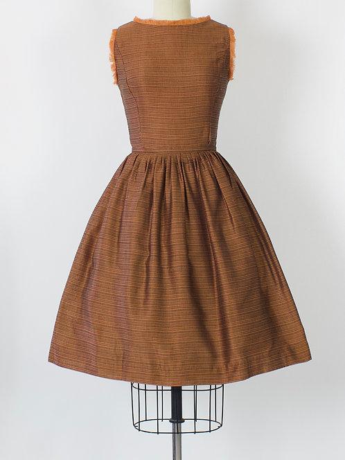 Pumpkin Spice Dress
