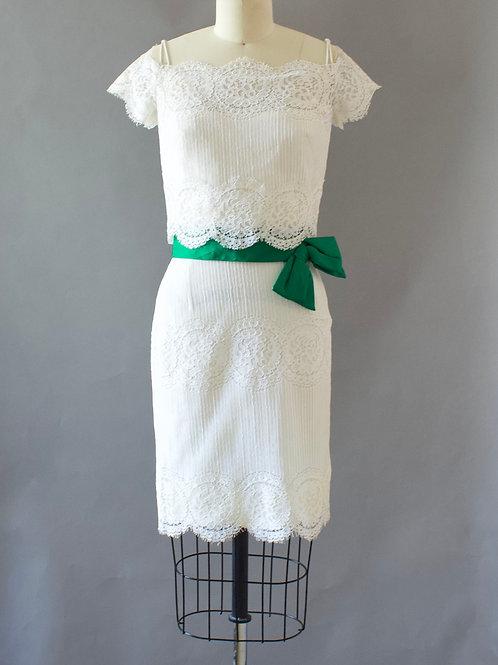 Peggy Hunt Lace Dress