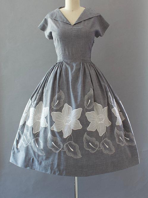 Lily Applique Dress