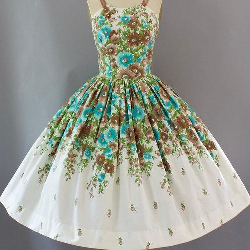 Emma Domb Spring Floral Dress