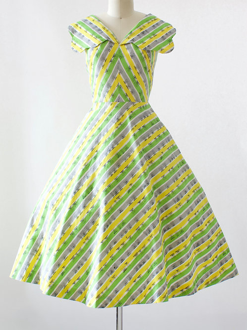 Novelty Cotton Dress