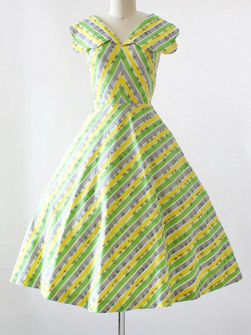Novelty Cotton Dress