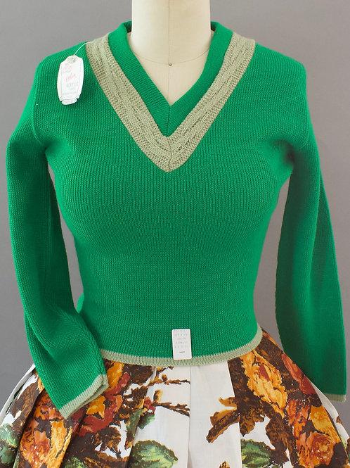 Varsity Style Sweater