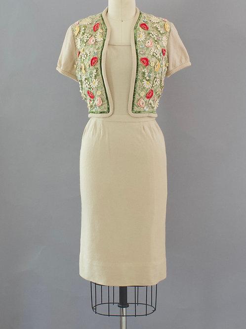 Carlye Wool Dress Set