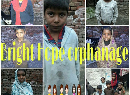 Bright hope orphanage