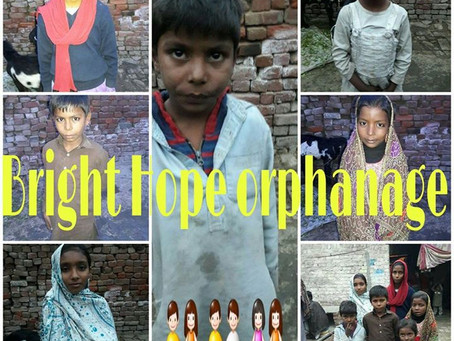 Bright hope orphanage