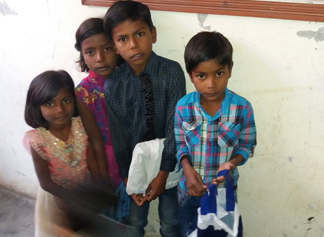 Send Orphan Kids to School