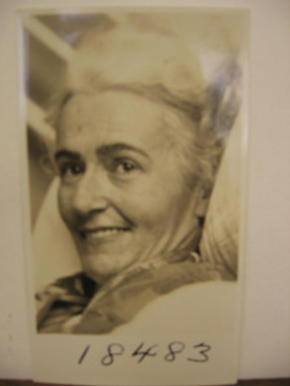 Mabel Malcolm
