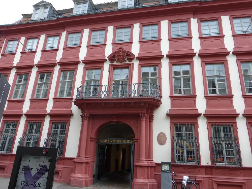 Kurpfalzisches Museum in Heidelberg