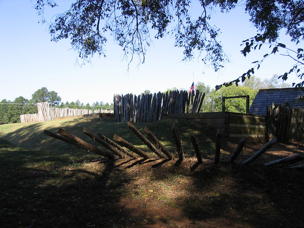 Stockade Fort Ninety Six