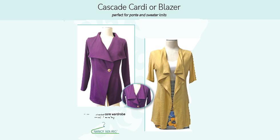 Cascade Cardi & Blazer Workshop
