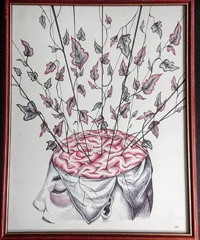 Bourgeois on the brain