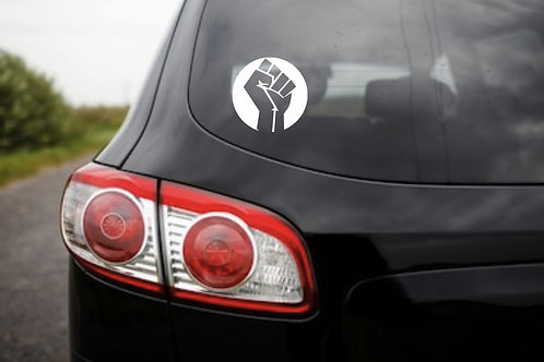 BLM Black Lives Matter Vinyl Sticker