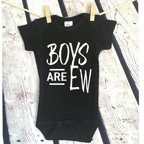 Boys Are Ew Bodysuit