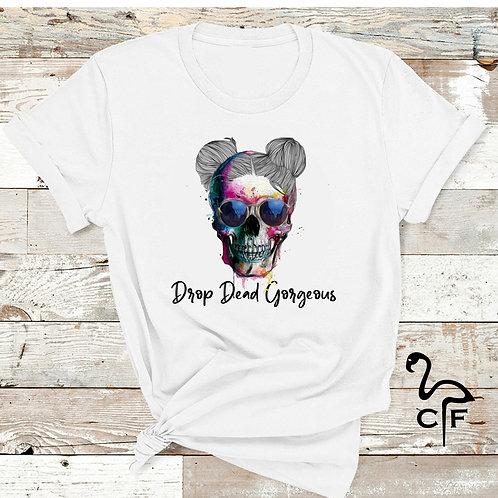 Drop Dead Gorgeous Skull