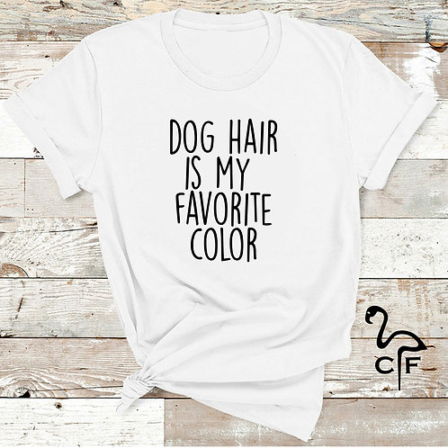 Dog hair is my favorite color
