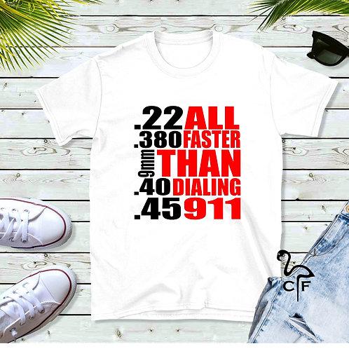 Gun All Faster Than Calling 911