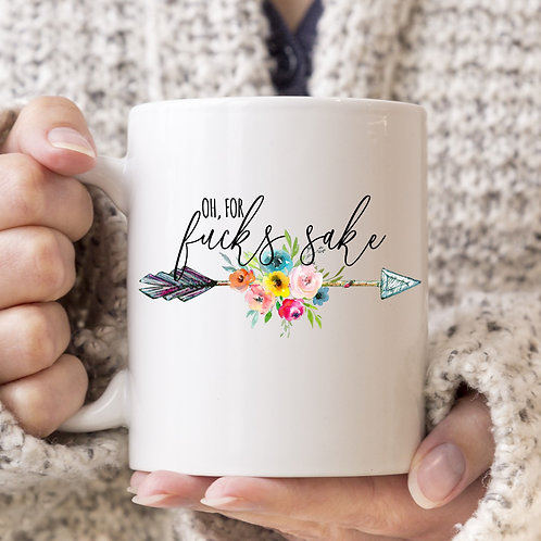 of for fucks sake mug